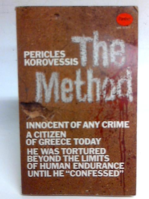 The Method By Pericles Korovessis