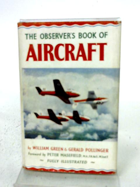 The Observer's Book of Aircraft 1959 Edition By Various