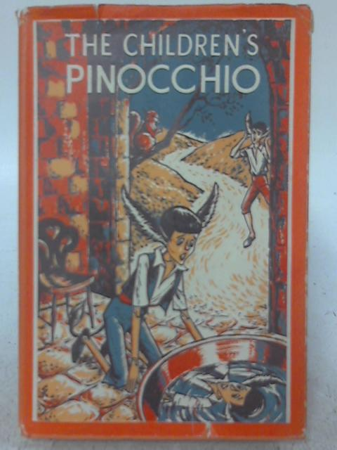 The Children's Pinocchio By Roy Brown