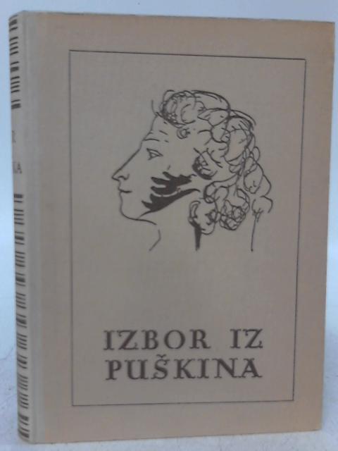 Izbor iz Puskina By Josip Badalic
