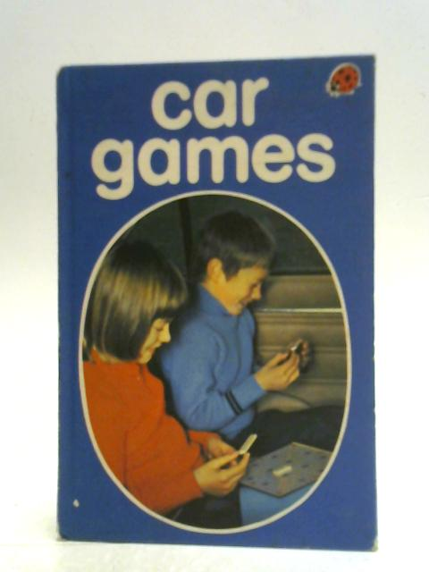 Car Games (Series 633) By David Harwood