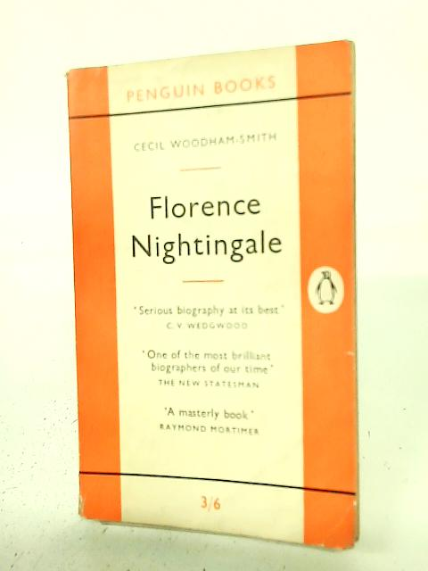 Florence Nightingale By Cecil Woodham Smith