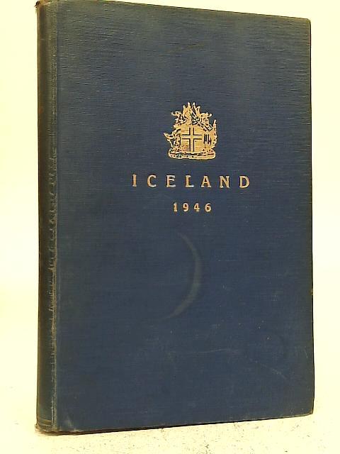 Iceland 1946. A Handbook Published On The Sixtieth Anniversary Of Landsbanki Islands By Thorsteinn Thorsteinsson