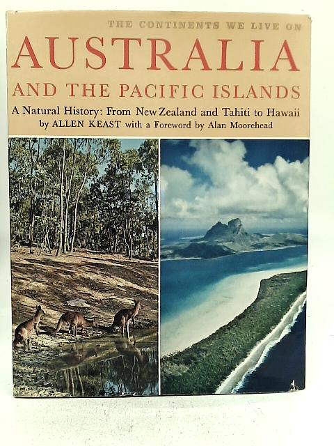 Australia and The Pacific Islands By Allen Keast