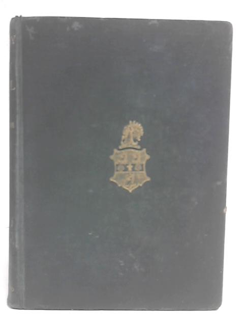 A History of Rugby School By W.H.D Rouse