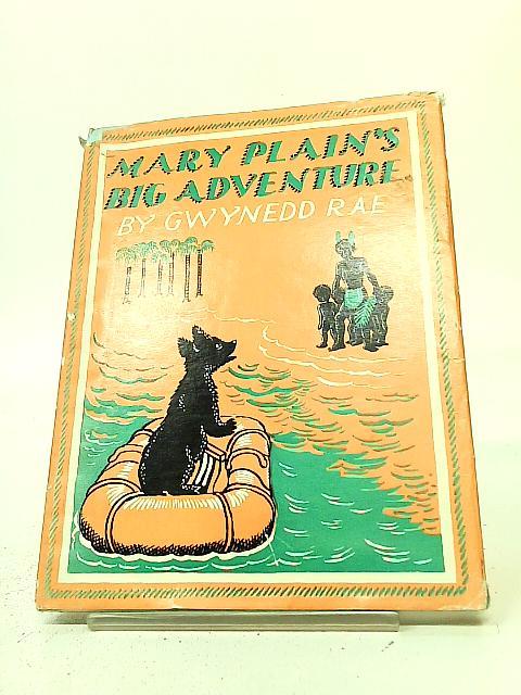 Mary Plain's Big Adventure By Gwynedd Rae