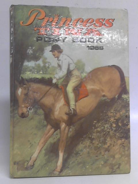 Princess Tina Pony Book 1969 By Various