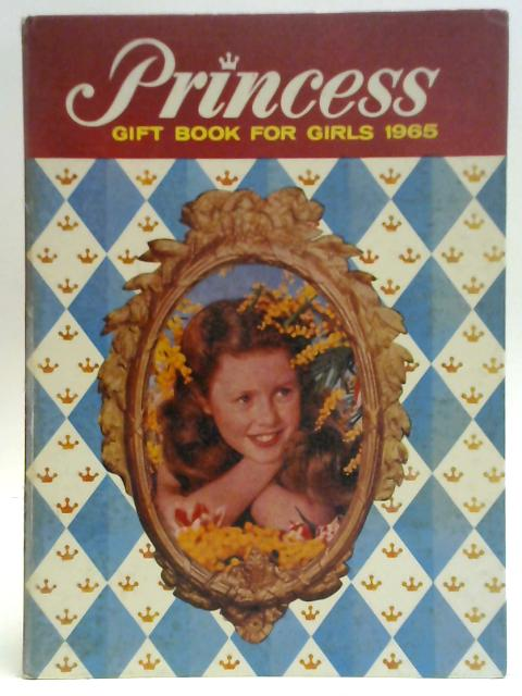 Princess Gift Book For Girls 1965 By Fleetway Publications