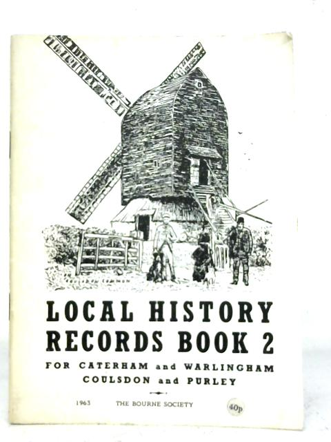 Local History Records Book 2 By Various
