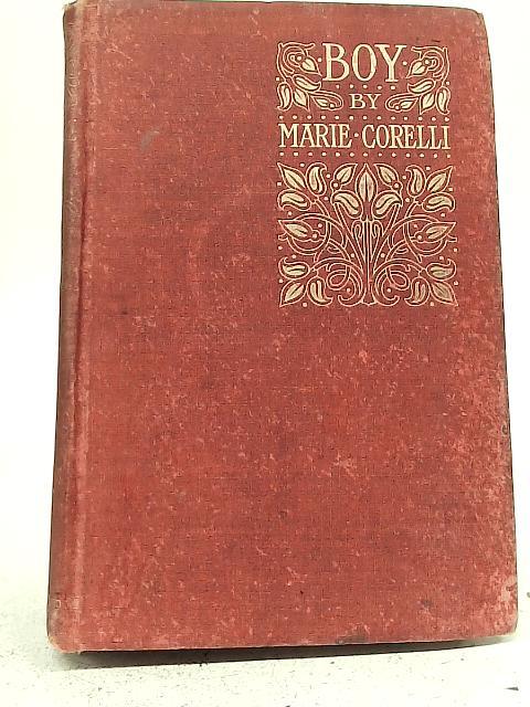Boy: A Sketch By Marie Corelli