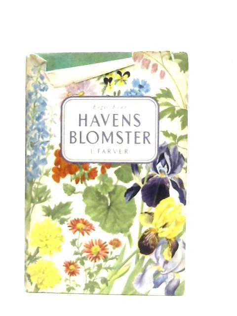 Havens Blomster I Farver By Eigil Kiaer