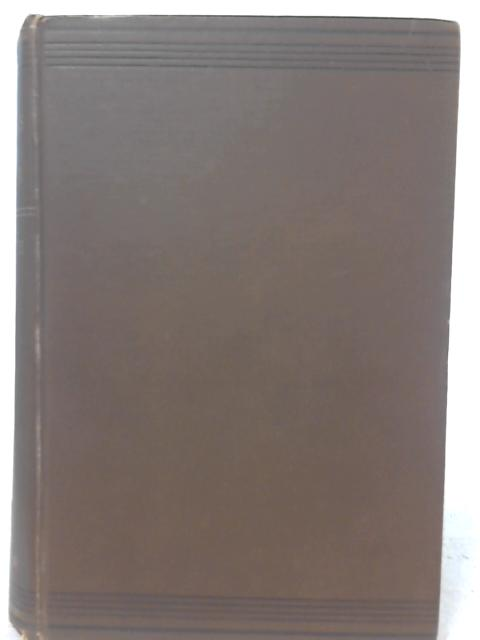 The Spirits In Prison And Other Studies On The Life After Death By E. H Plumptre