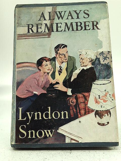 Always Remember: A Romance By Lyndon Snow
