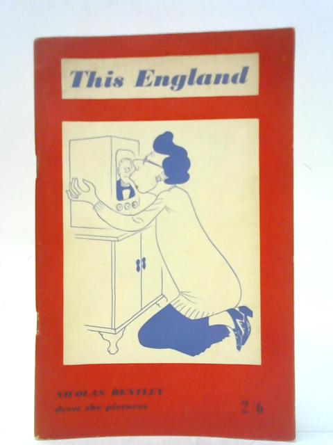 This England By Audrey Hilton (Ed)