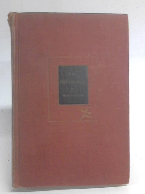 The Decameron of Giovanni Boccaccio By John Payne (trans)