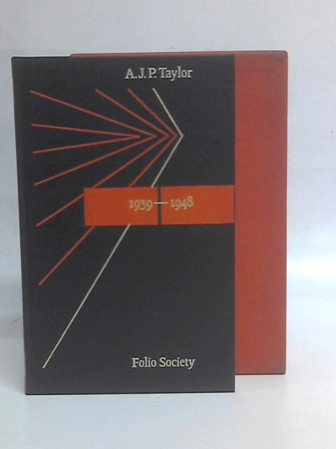 The Second World War And Its Aftermath 1939-1948 By A.J.P. Taylor