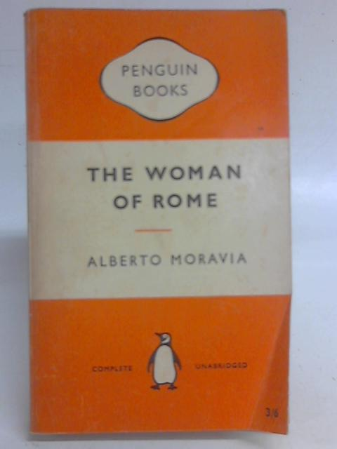 The Woman of Rome By Alberta Moravia