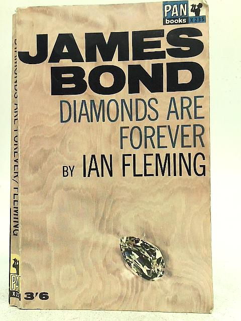 James Bond: Diamonds are Forever By Ian Fleming