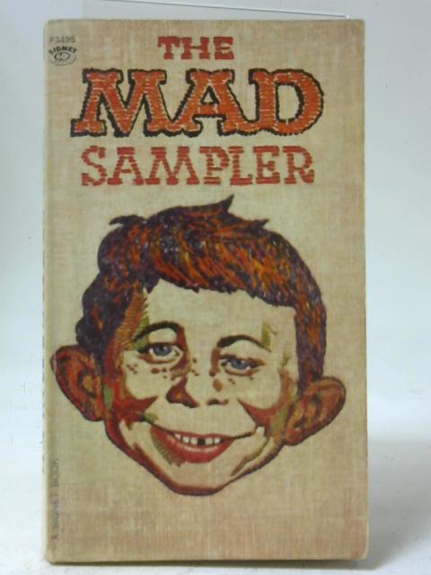 Mad Sampler By William M Gaines