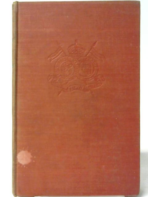 Soldiering on: Being the Memoirs of General Sir Hubert Gough By Sir Hubert Gough
