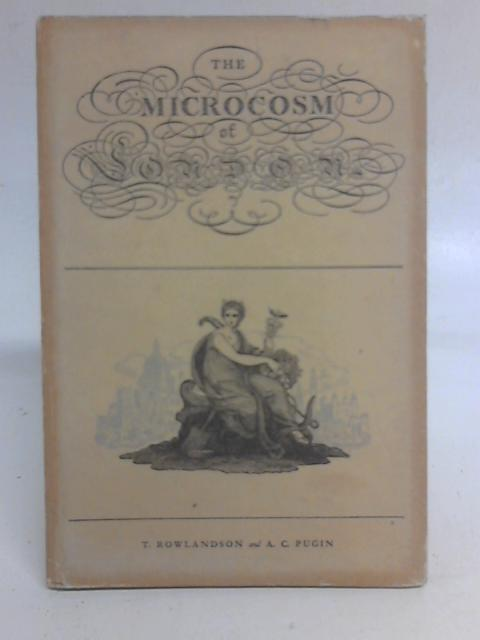 Microcosm of London By T. Rowlandson
