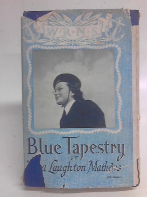 Blue Tapestry By Vera Laughton Mathews
