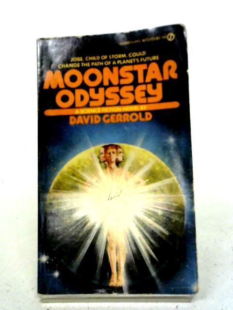 Moonstar Odyssey By David Gerrold