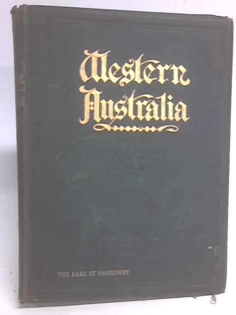 Western Australia: An Official Handbook By Various