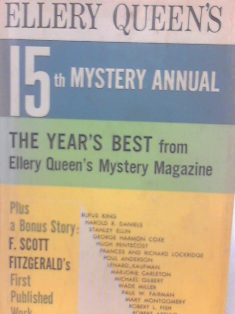 Ellery Queen's 15th Mystery Annual
