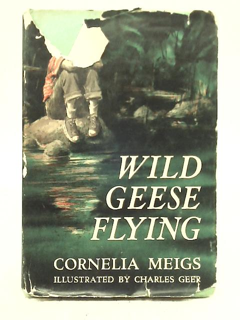 Wild Geese Flying By Cornella Meigs