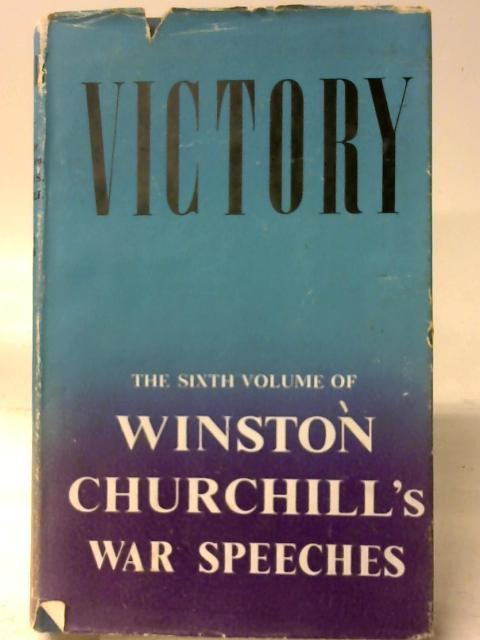 Victory By Winston Churchill