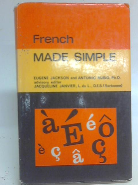 French (Made Simple Books) By Eugene Jackson