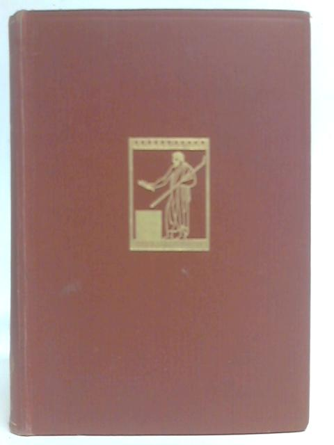 The Pageant of Greece By R. W. Livingstone
