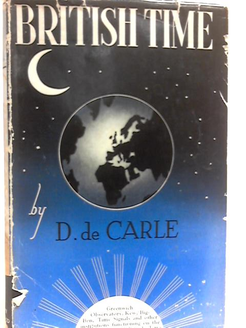 British Time By Donald de. Carle