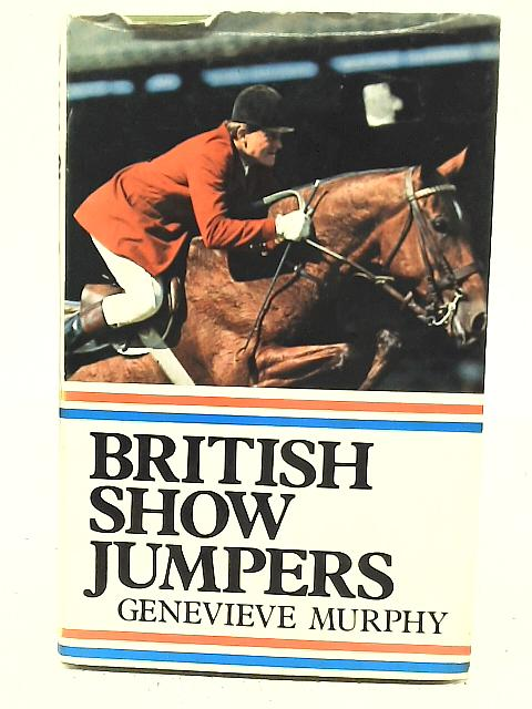 British Show Jumpers By Genevieve Murphy