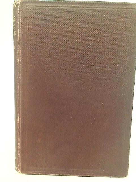 Burke Select Works Vol.I By E J Payne