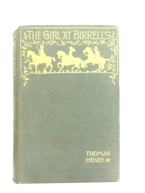 The Girl At Birrell's By Thomas Heney