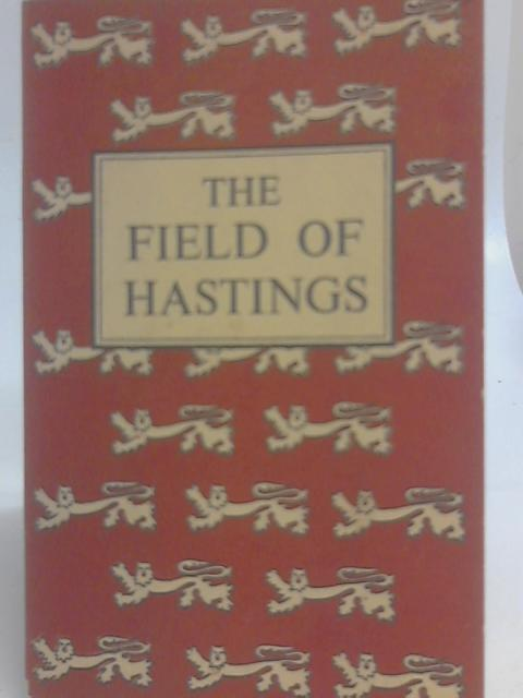 The Field of Hastings By Charles H. Lemmon