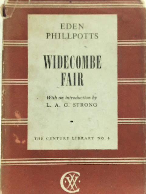 Widecombe Fair By Eden Phillpotts