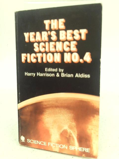 The Year'S Best Science Fiction No 4 By Harry Harrison & Brian Aldiss