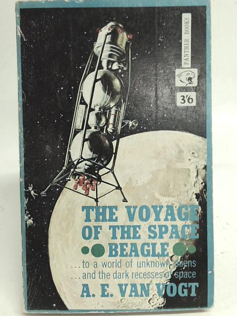 The Voyage Of The Space Beagle By A.E Van Vogt