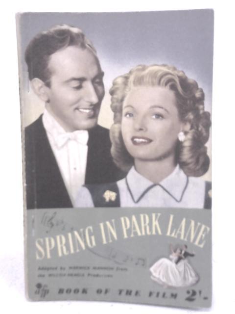 Spring in Park Lane By Warwick Mannion