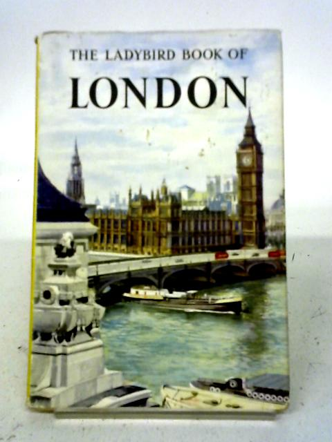 Ladybird Book Of London By J Lewesdon