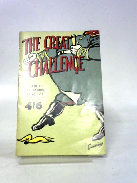 The Great Challenge By Joost Josten, (ed)