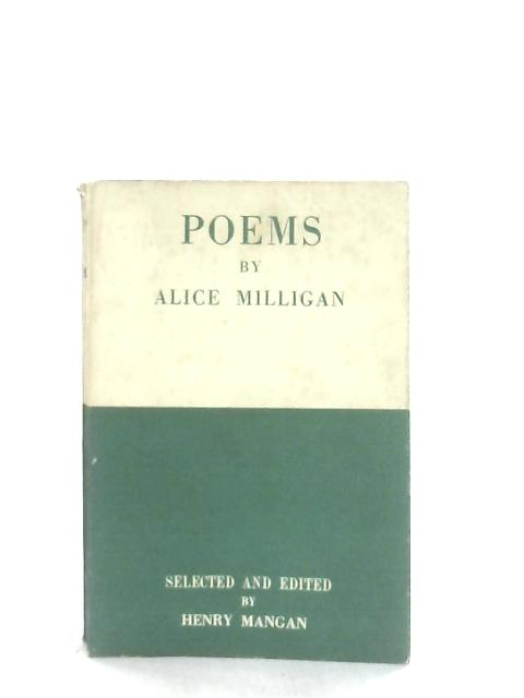 Poems By Alice Milligan