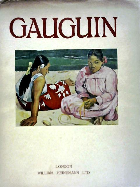 Gauguin By John Rewald