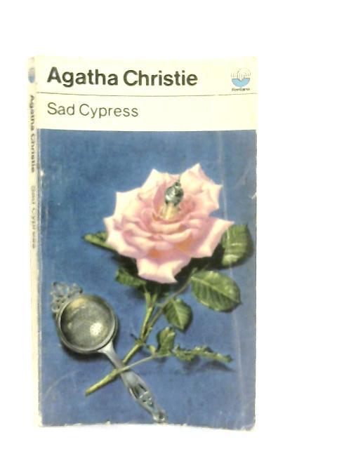 Sad Cypress By Agatha Christie