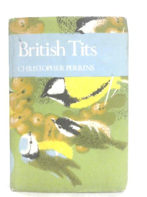 British Tits By Christopher Perrins