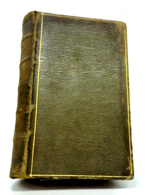 Opera Philosopha Et Politica Volumes I-II and Opera Quae Supersunt Omnia Volume VIII By M. Tullii Ciceronis