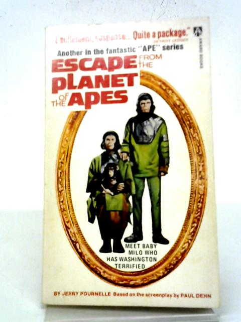 Escape From The Planet of The Apes By Jerry Pournelle
